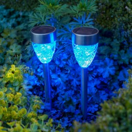 Garden Lights Blue